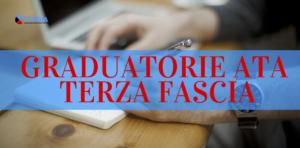 Graduatorie ATA terza fascia: come fare domanda di iscrizione?